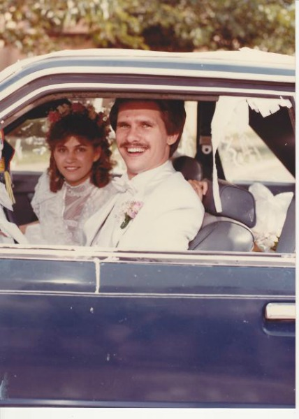 Wedding 1985