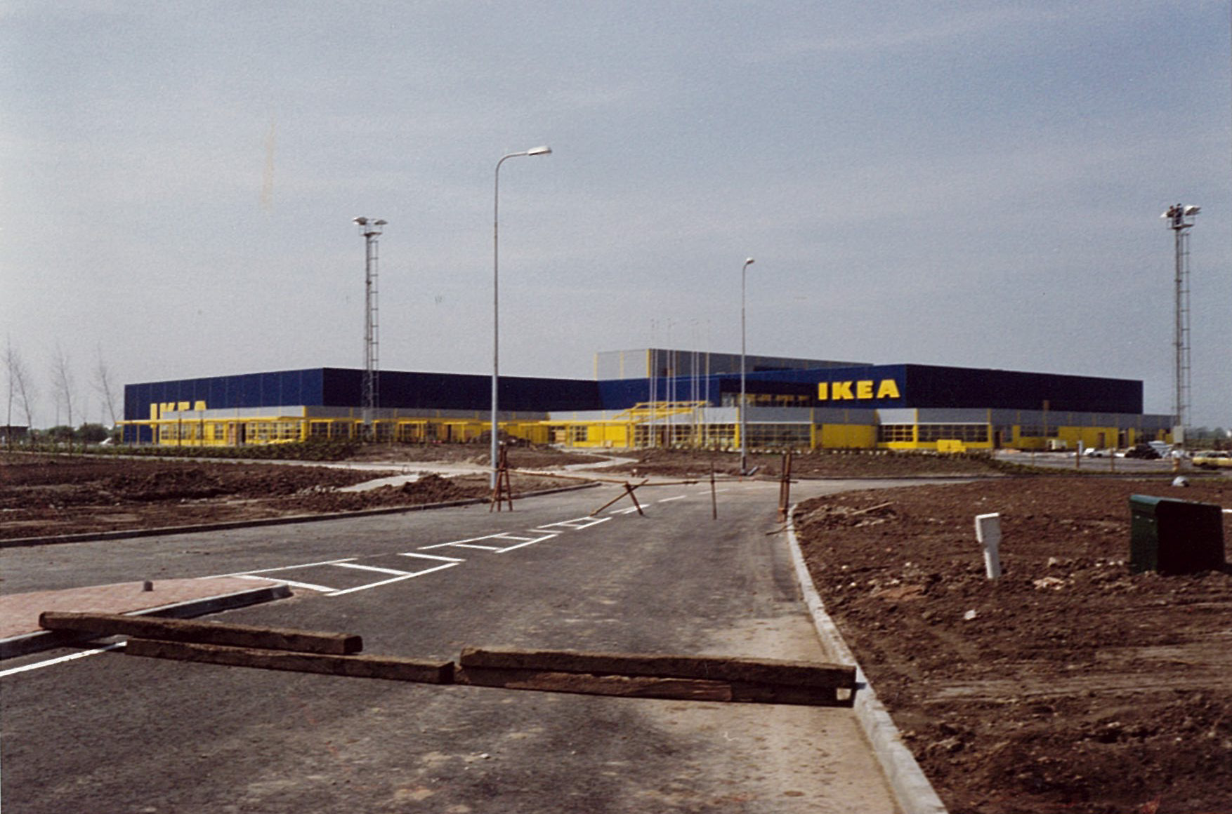 Ikea Bank Holiday Opening Times Warrington Then And Now Ikea Warrington Marks 30 Years Since Bedlam