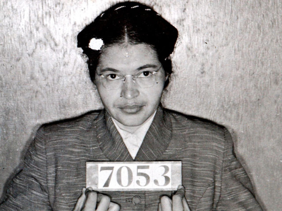 In Rosa Today In History Remembering Rosa Parks