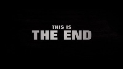 « This is the end, my only friend, the end/Of our elaborate plans, the end/Of everything that ...