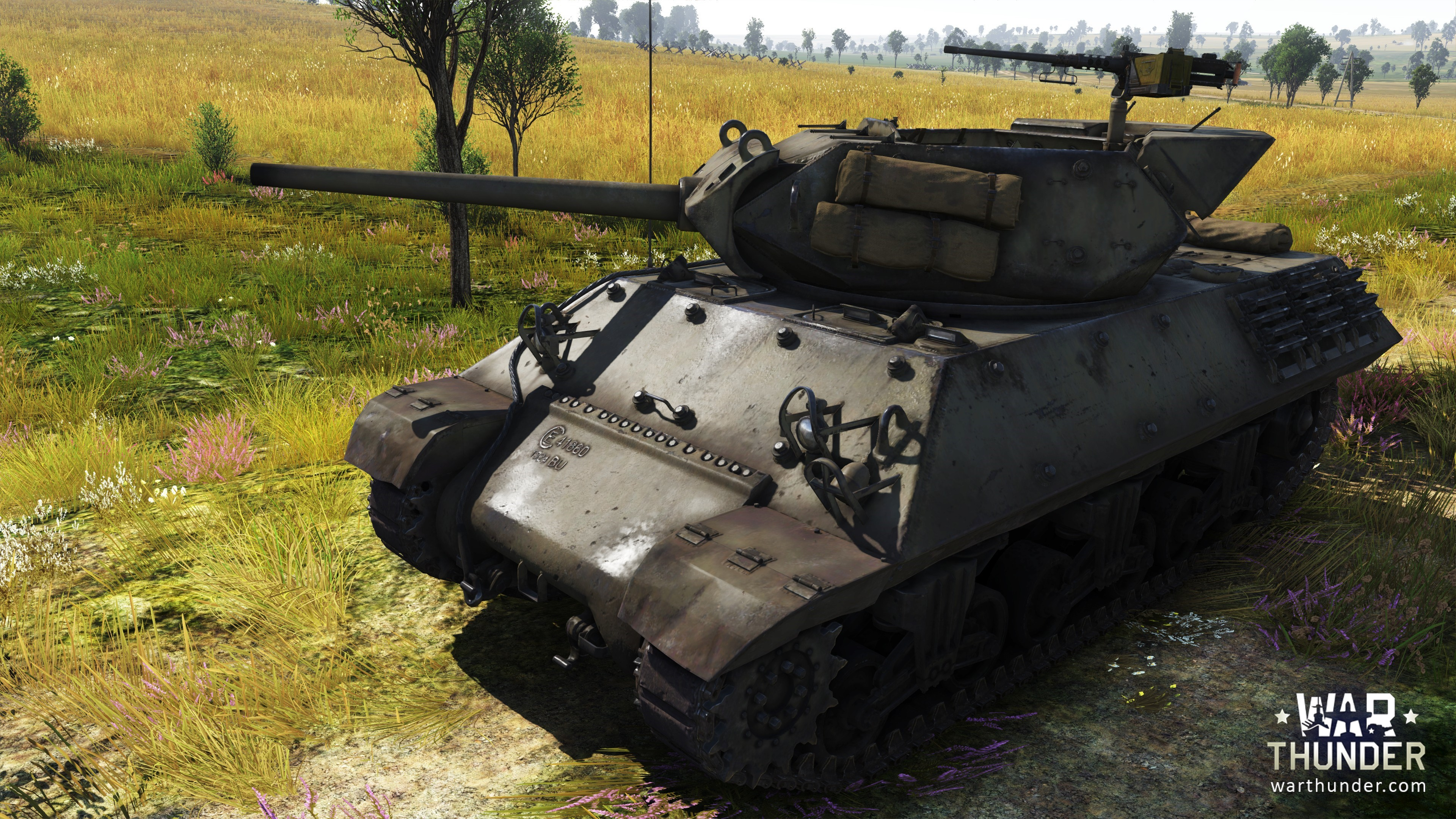 War Thunder In Development M10 M36 Slugger The Armored Patrol - M10