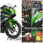Renderan Young Machine Sehingga Tampak Depan Ninja Cc