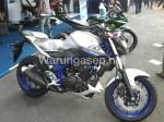 Yamaha MT Volution Sport Bike Cc Silinder Dari