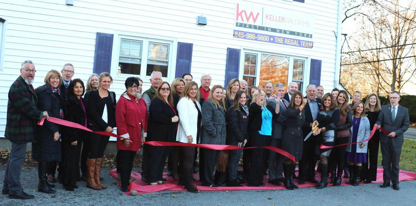 Regal Keller Keller Williams And Regal Homes And Properties Combine Forces To