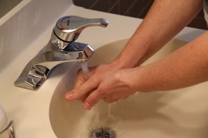 OCD hand washing