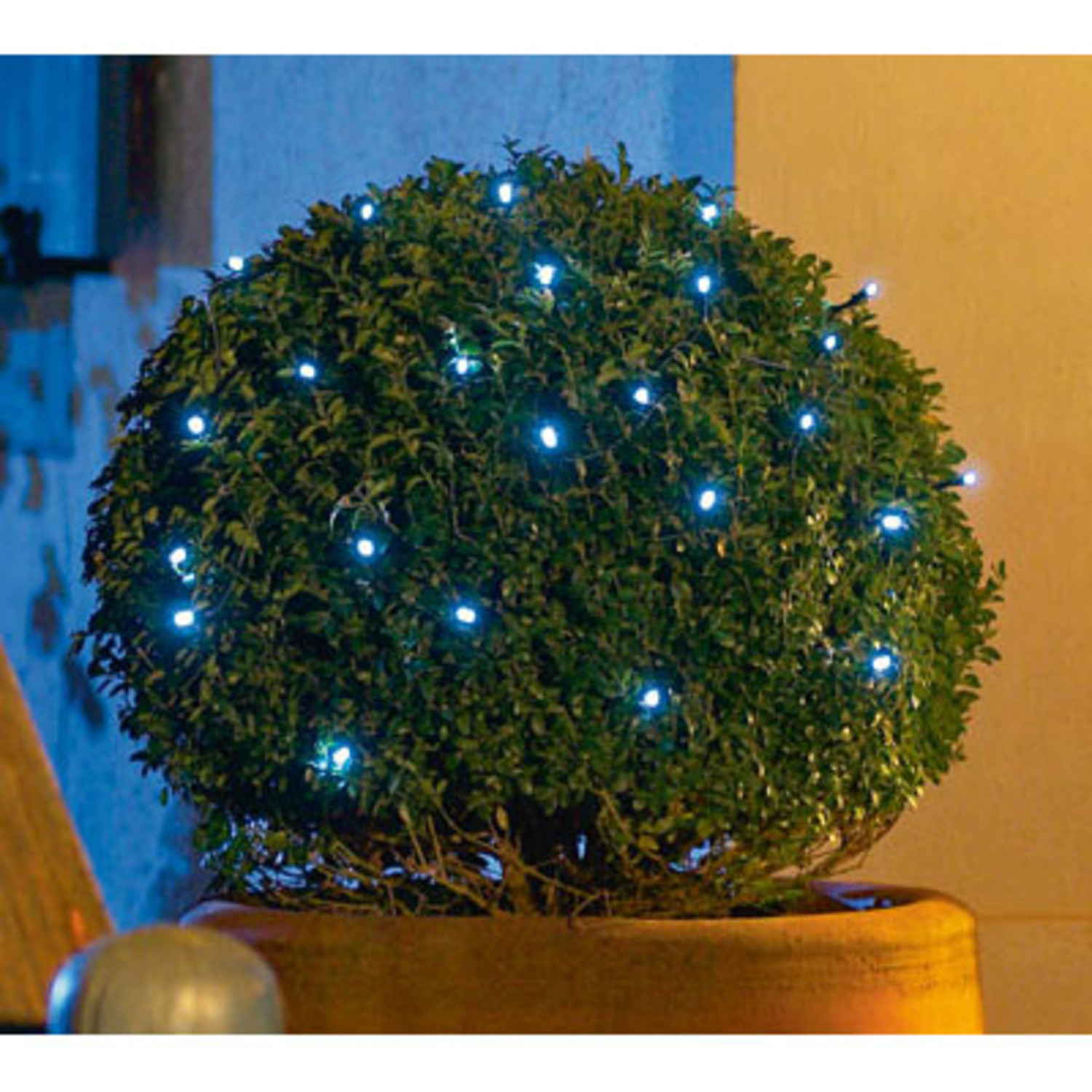 Outdoor Lichterkette Ball Solar Led Solar Auaen Solar Fa 1 4 R Solar Mini Lichterkette