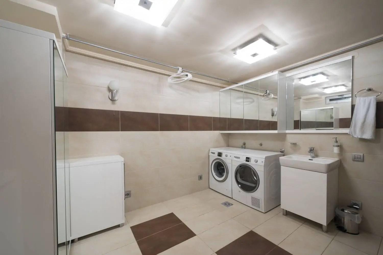 Waschmaschine In Küche Integrieren Höhe