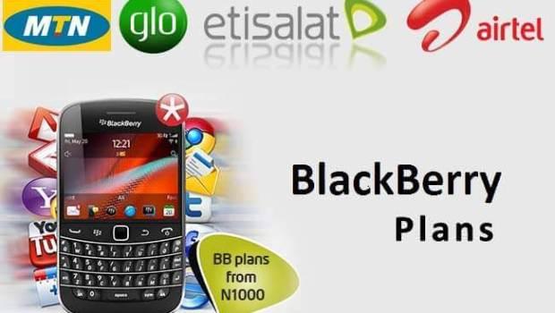 blackberry plans