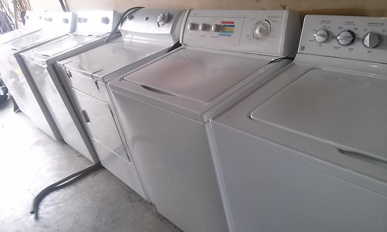 washing machine removal