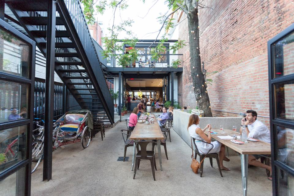 Best Restaurant Patios For Outdoor Dining In Dc