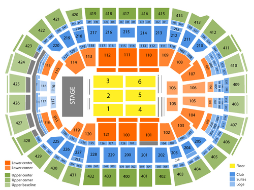 verizon center seating chart washington dc Brokeasshome