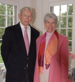 Judy and Lang Washburn.