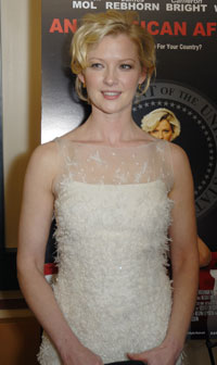 Actress Gretchen Mol