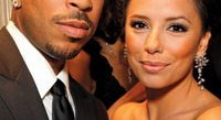 Ludacris with Eva Longoria Parker. Photo by Tony Powell.