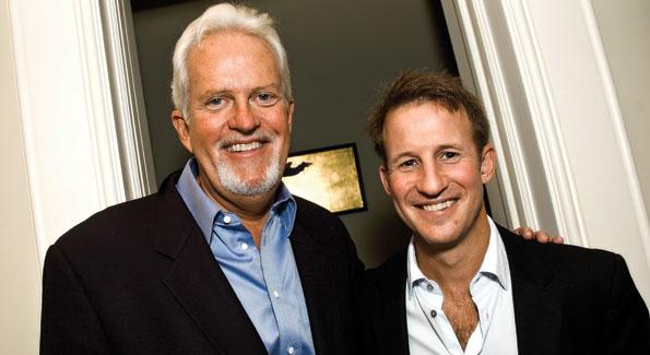 Jack Davies and Adam Weldman
