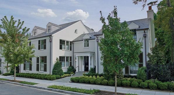 2414 Tracy Place NW. Asking Price:$7,995,000. Listing Agent: William F.X. Moody & Robert Hryniewicki, Washington Fine Properties, LLC