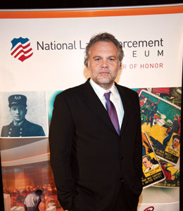 Vincent D'Onofrio at the National Law Enforcement Museum's Memorial Fund benefit (Photo Courtesy of the National Law Enforcement Museum)