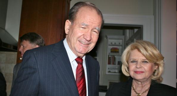 Pat and Shelley Buchannan. Image courtesy of Janet Donovan.