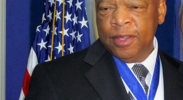 Rep. John Lewis (D-Ga.) 2010 Medal of Freedom recepient