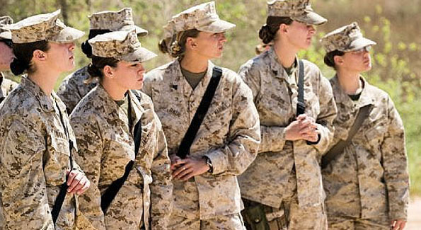 According to the National Coalition for the Homeless, female veterans are more likely than male homeless veterans to suffer serious psychiatric illness.