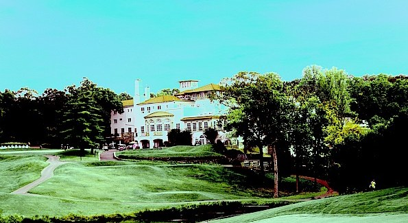 Congressional Country Club, the home of this year's U.S. Open from June 16-19 (Photo by Vicky Moon).