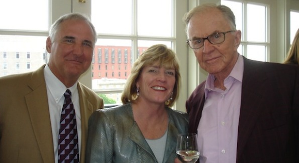 Ron Roys, Michelle Boggs and John McLaughlin. Image by Sherry Moeller.