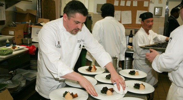 Chef Mark Timms will bring his 20 years of culinary experience to the Jockey.