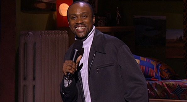 Tony Woods, along with Big Al Goodwin and Charles Fleischer will perform at the Riot Act Comedy Theater's grand opening.