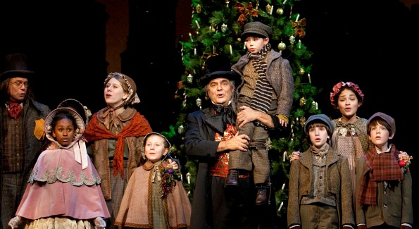 "Ford Theater's ""A Christmas Carol"" by Charles Dickens"