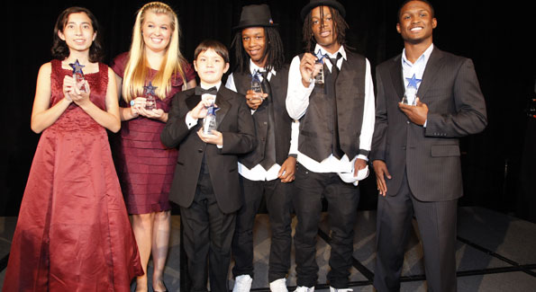The Boys & Girls Clubs of Greater Washington ICON 11 Talent Showcase winners