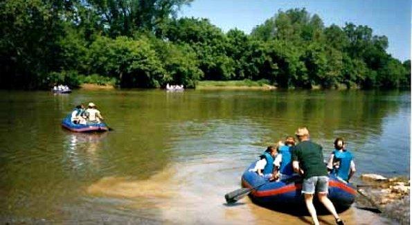 Photo courtesy of Royal Front Canoes & Kayaks.
