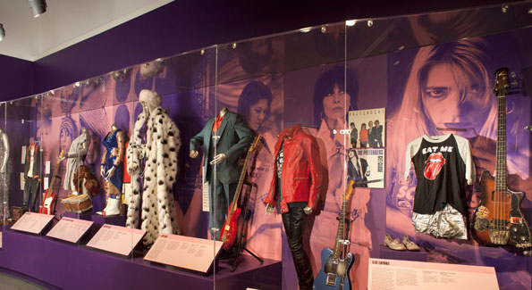 """""""Women Who Rock"""" at the National Museum of Women in the Arts (Photo xxxxxx)"""