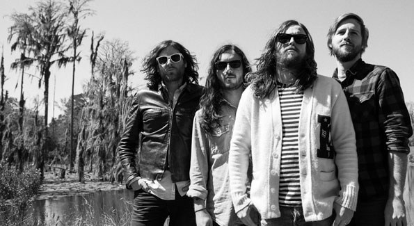 J. Roddy Walston and The Business perform at the 9:30 Club. (Photo courtesy XXXX Records)