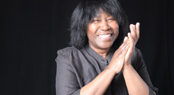 Joan Armatrading plays the Birchmere on April 15th (photo courtesy Andrew Catlin)