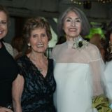 Montgomery County First Lady Catherine Leggett (Honorary Gala Chair), Carol Trawick (Honoree), and Ambassador Connie Morella (Honorary Gala Chair)