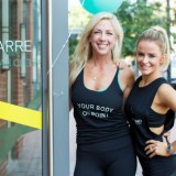 studio-owner-kelly-wilkinson-xtend-barre-founder-andrea-rogers