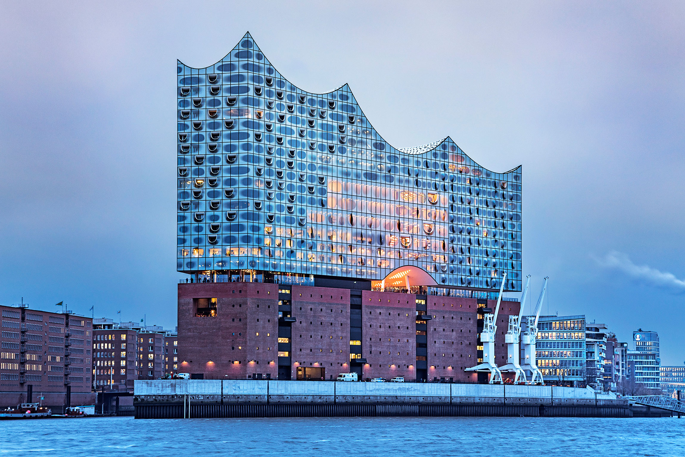 After Work Hamburg Elbphilharmonie A New Concert Hall In Hamburg Germany
