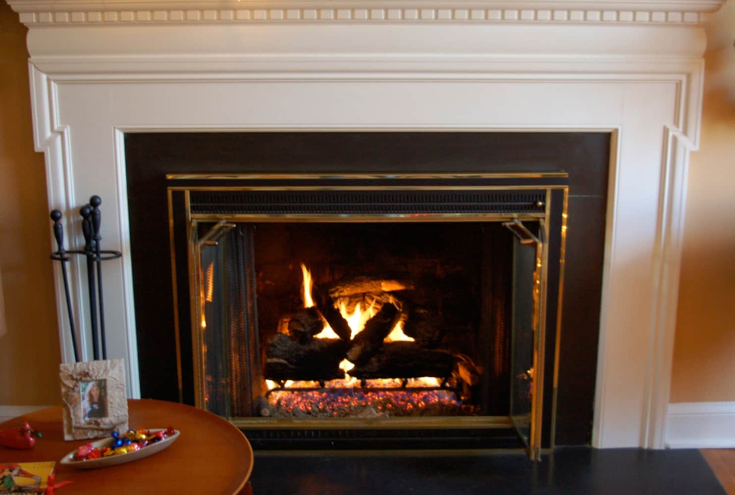 Convert Fireplace To Gas Burning How To Options For Converting A Fireplace To Natural Gas The