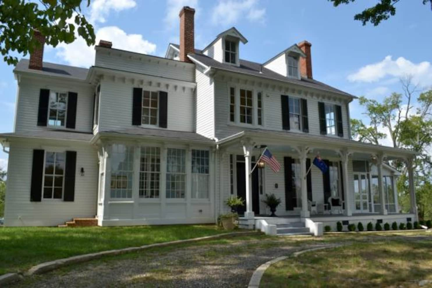 Italianate Farmhouse The 10 Best Entries In The Historic Home Contest The Washington Post
