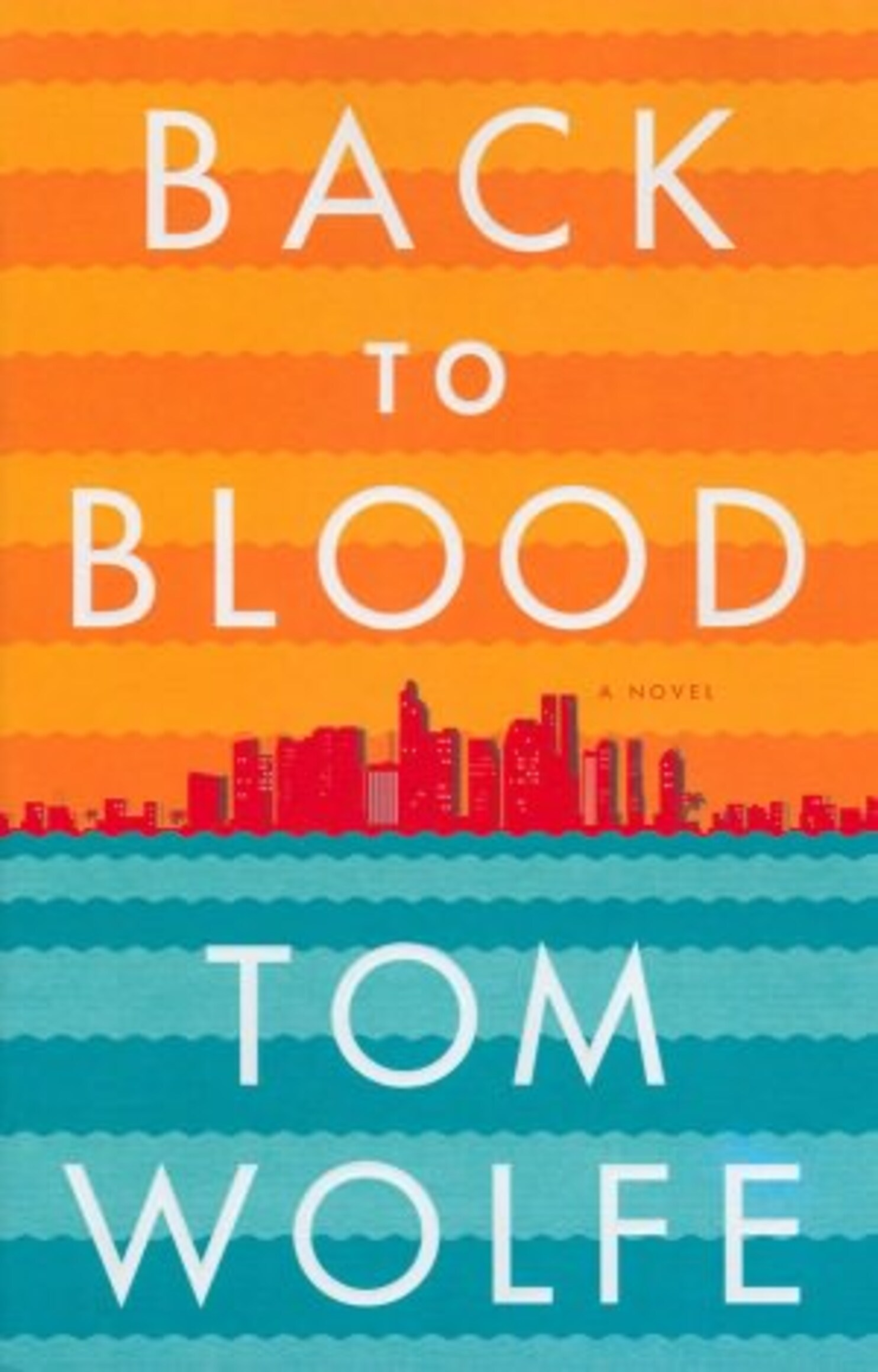 Art Wolfe Floating Market Tom Wolfe S Back To Blood Reviewed By Ron Charles The