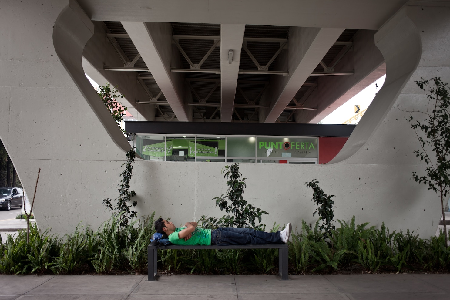 Rf Design In Mexico City, Planners Turn Vacant Space Under Freeways