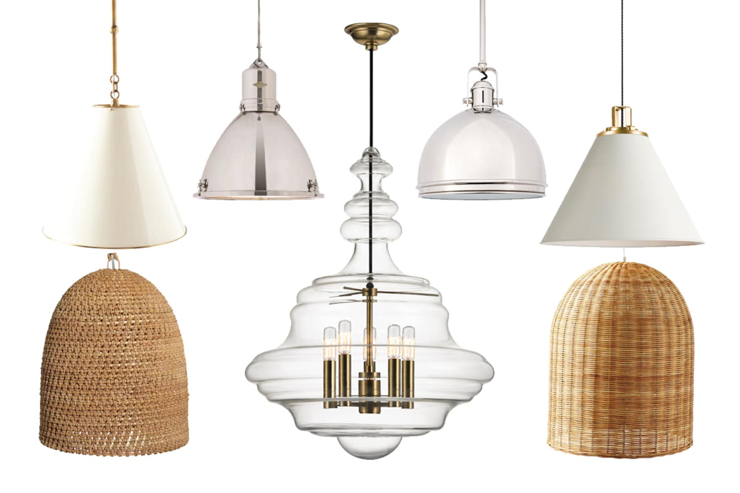 Pendant Lighting The Best Pendant Lighting For An Easy Kitchen Upgrade The