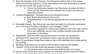 NYU-Roommate-Agreement