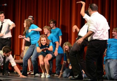 College Improv Troupe Invites Students To Take A Study Break, Watch Some Bad Comedy