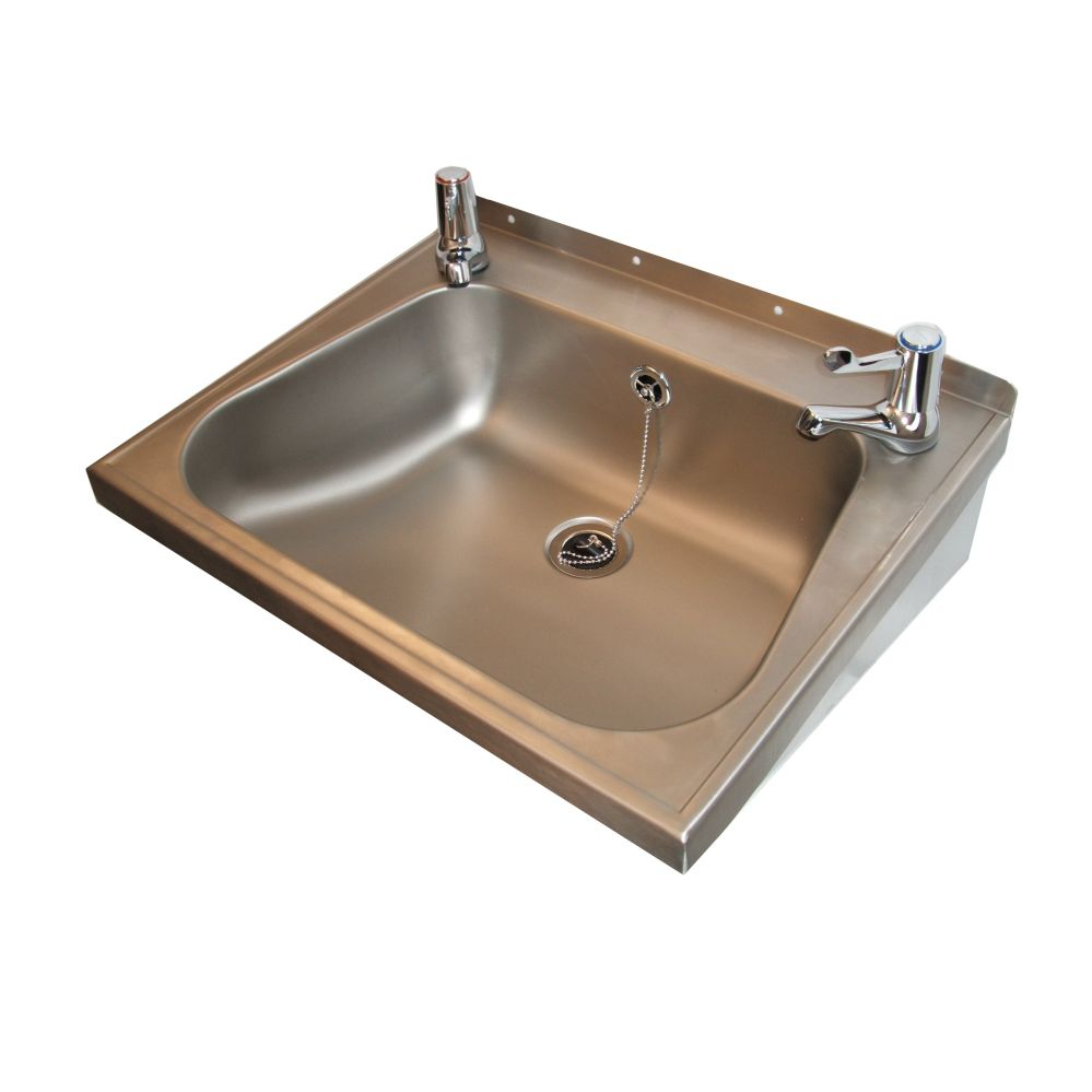 Metal Wash Bin Stainless Steel Hand Wash Basins Wide Range Of Uk Stock Available