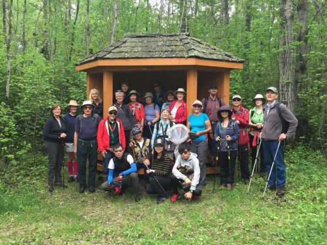 Group May 28, 2016 hike
