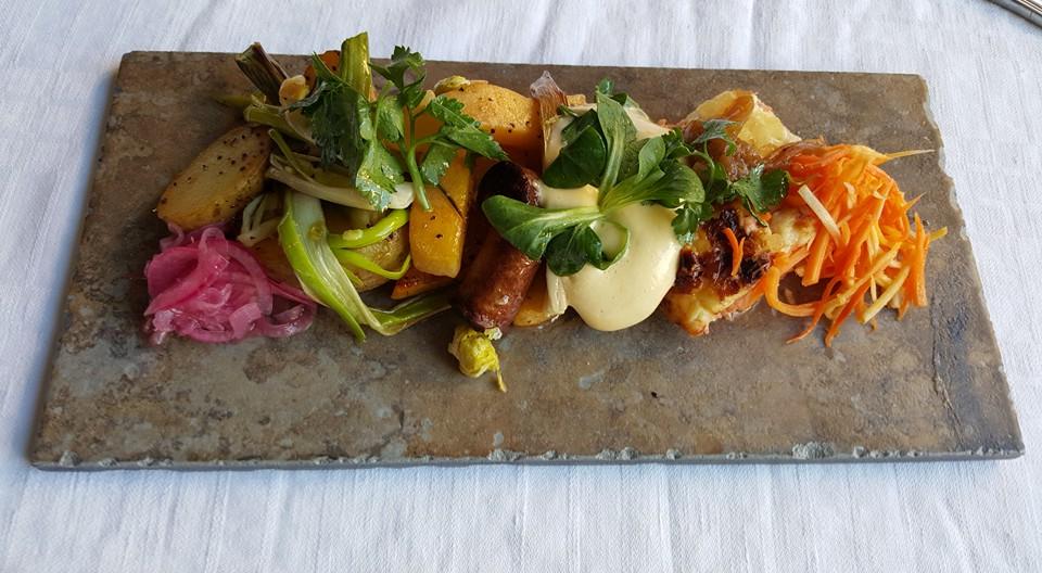 From Waste to Taste -ravintola avoinna maaliskuun ajan Made in Kallion tiloissa