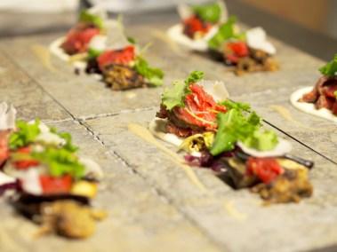 From Waste to Taste illallisannoksia