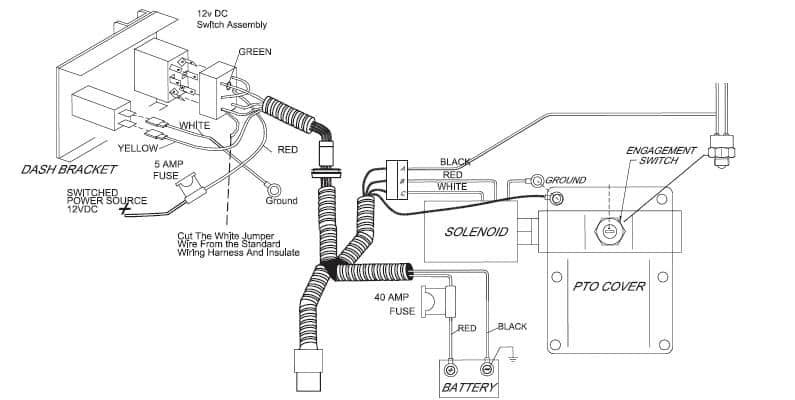 ford f550 pto wiring diagram html