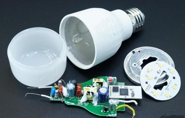 LED-Smart-bulb-part-teardown